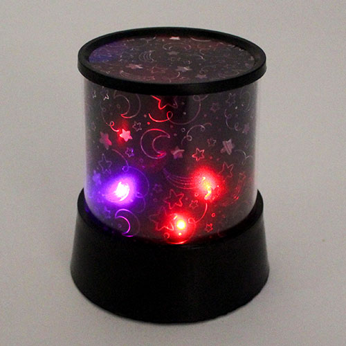Colour Changing Star Projector 12cm Product Gallery Image