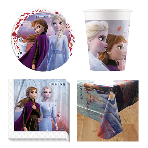 Disney Frozen II 8 Person Value Party Pack Product Image