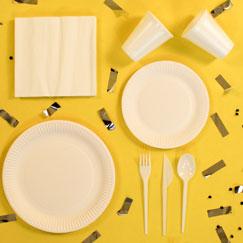 Economy Tableware