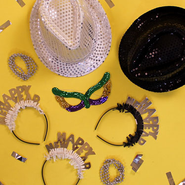 New Year Fancy Dress & Accessories