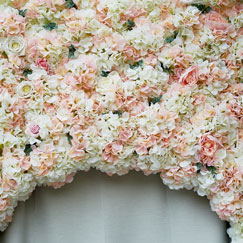 Flower Walls & Foliage Party Supplies