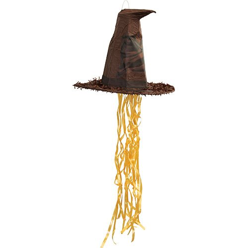 Harry Potter Sorting Hat 3D Pull String Pinata