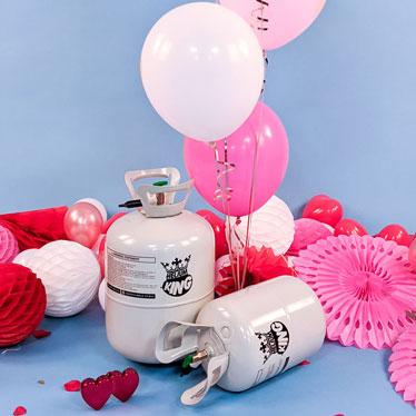 Valentine's Balloons & Helium Packages