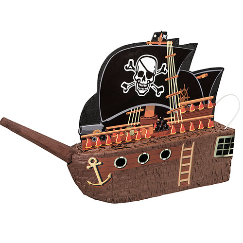 Pirate Ship Standard Pinata