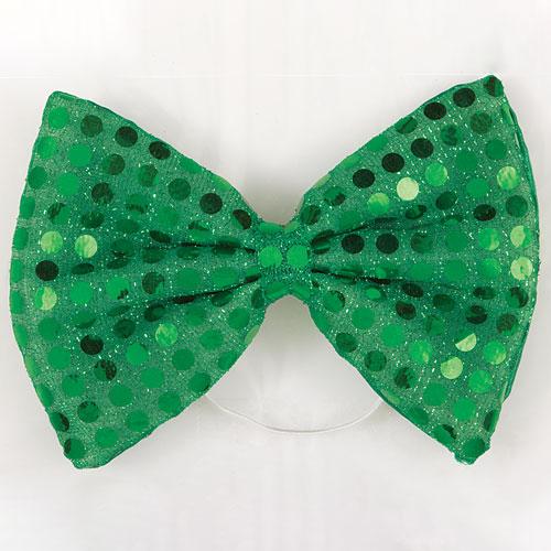 St. Patrick's Day Bow Tie Fancy Dress