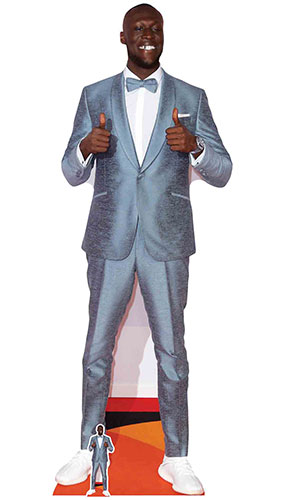 Stormzy Lifesize Cardboard Cutout 194cm Product Gallery Image