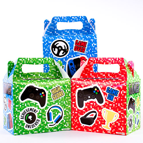 Assorted Gamer Party Box