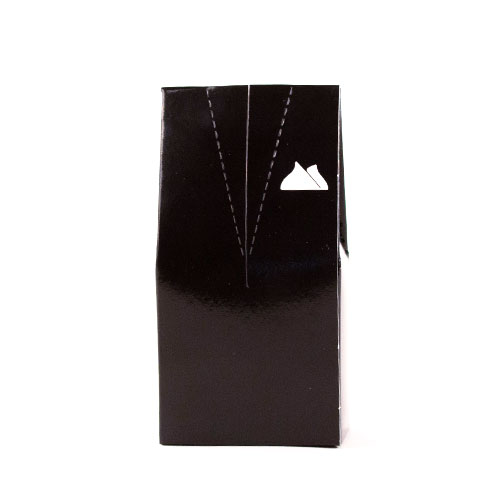 Black Tuxedo with White Handkerchief Favour Box Product Image