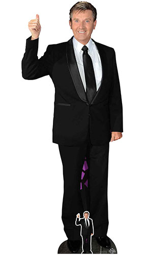 Daniel O'Donnell Lifesize Cardboard Cutout 179cm Product Gallery Image