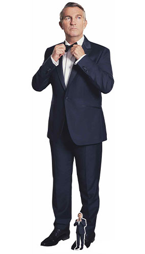 Doctor Who Spyfall Bradley Walsh Graham Suit Lifesize Cardboard Cutout 177cm Product Gallery Image
