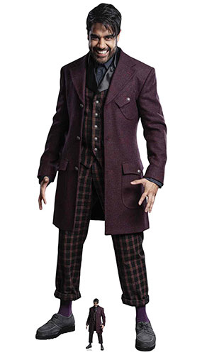 Doctor Who The Master Sacha Dhawan Lifesize Cardboard Cutout 170cm Product Gallery Image
