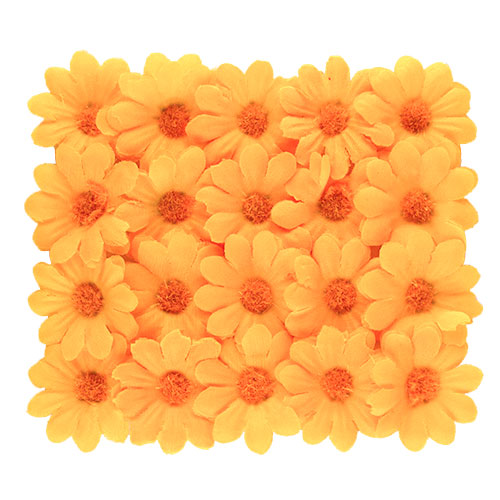 Easter Arts & Crafts Decorative Daisies -  Pack of 20 Product Gallery Image