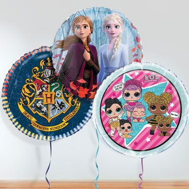 Kids Themed Balloons