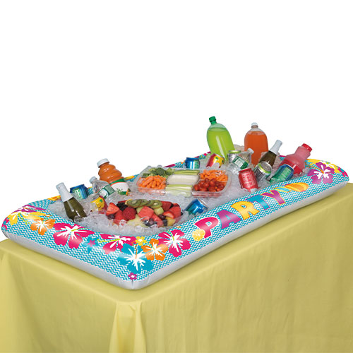 Summer Fun Inflatable Buffet Cooler 132cm