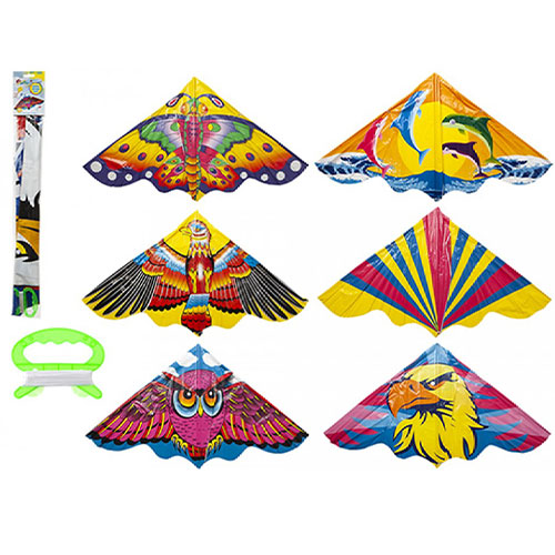 Assorted Deluxe Kite 120cm Product Image