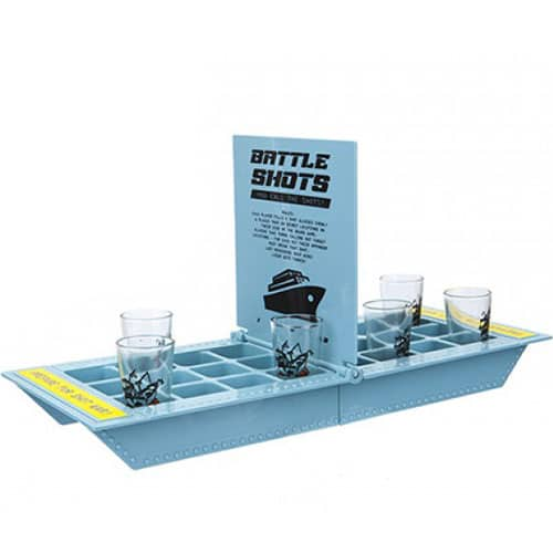 Battle Shots Adult Drinking Game Set