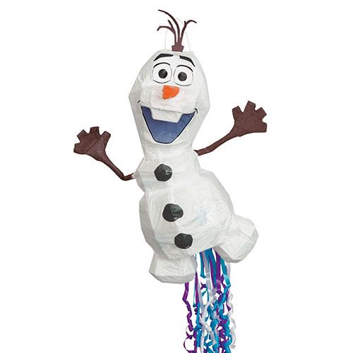 Disney Frozen 2 Olaf 3D Pull String Pinata