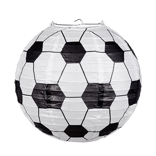 Football Paper Lantern 25cm