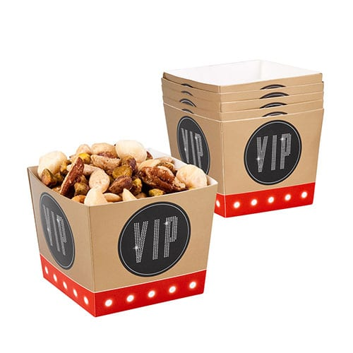 VIP Paper Bowls 40cl - Pack of 6