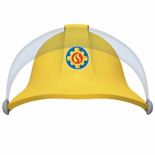 Fireman Sam Cardboard Party Hats - Pack of 8