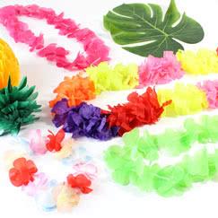 Hawaiian Flower Leis