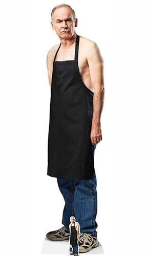 Martin Dad Friday Night Dinner Lifesize Cardboard Cutout 179cm Product Gallery Image