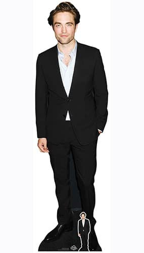 Robert Pattinson Lifesize Cardboard Cutout 185cm Product Gallery Image