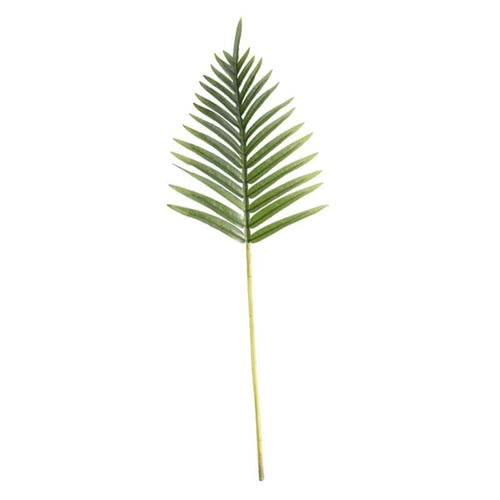 Artificial Real Touch Fern Palm Leaf 66cm Product Gallery Image
