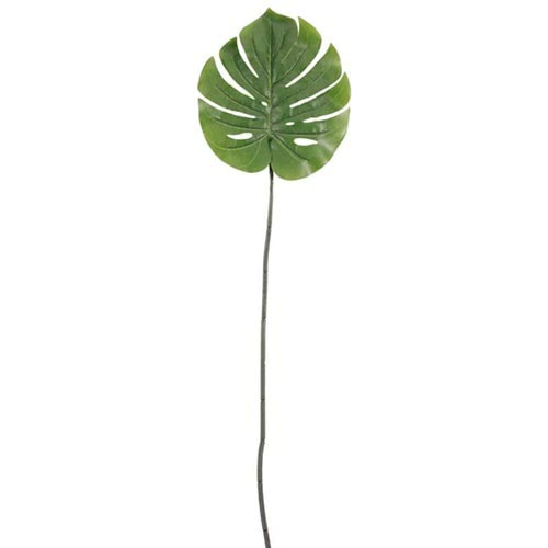 Artificial Real Touch Large Philo Tropical Leaf 94cm Product Gallery Image