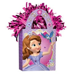 Sofia the First Tote Bag Balloon Weight