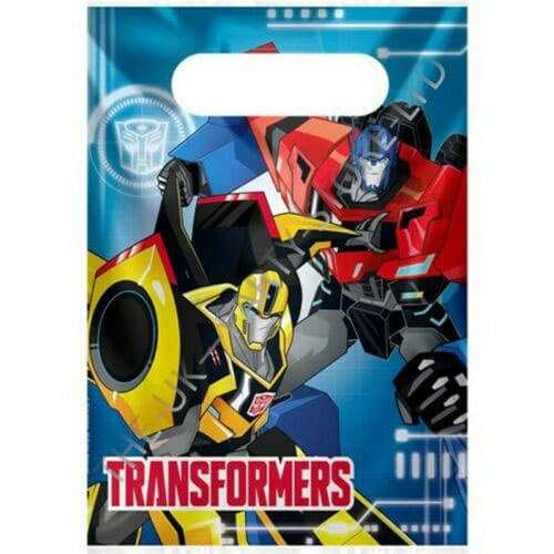 Transformers Robots in Disguise Loot Bags - Pack of 8