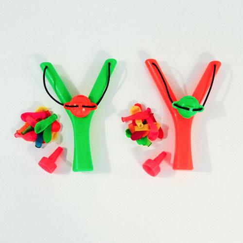 Water Bomb Slingshot Toy Set