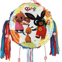 Bing and Friends Pull String Pinata