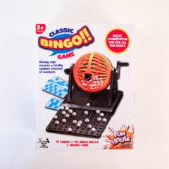Classic Plastic Bingo Game 13cm