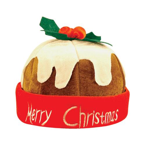 Pudding Hat Adults Christmas Fancy Dress