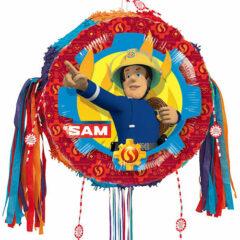 Fireman Sam Rescue Pull String Pinata