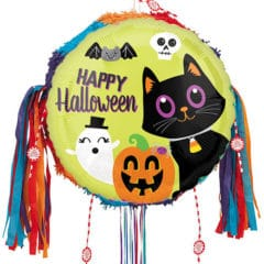 Halloween Critters Pull String Pinata