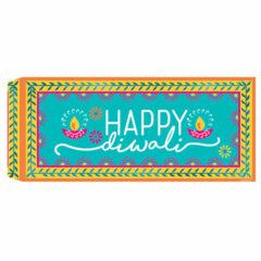 Happy Diwali Money Gift Envelopes - Pack of 8