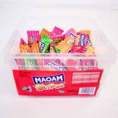 Haribo Maoam Sweets - Pack of 120