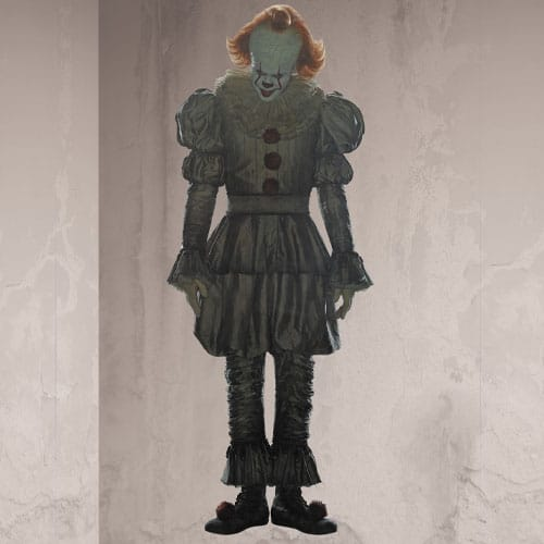 IT Chapter 2 Pennywise Scene Setter Add-On Wall Decoration Halloween Backdrop