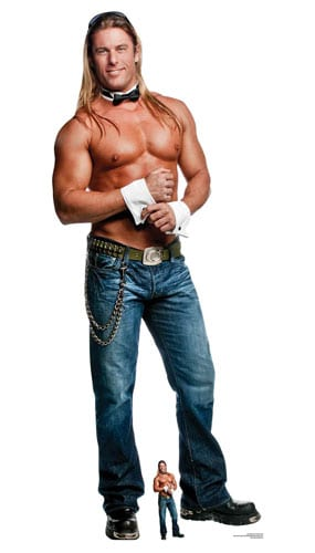 Kevin Cornell Chippendales Lifesize Cardboard Cutout 184cm