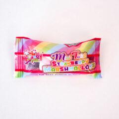 Mini Twist Strawberry Marshmallow Sweet 3 Grams