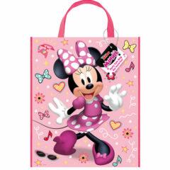 Minnie Mouse Plastic Tote Bag 33cm x 28cm
