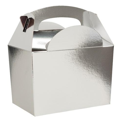 Silver Party Box