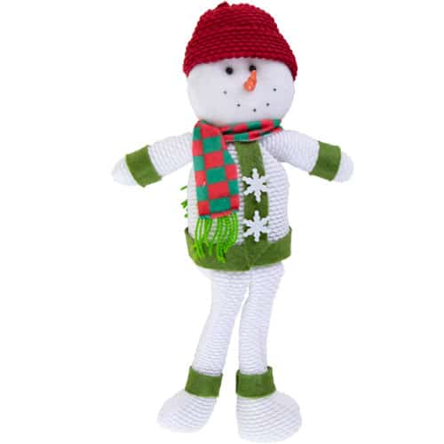Snowman Hanging Christmas Decoration 30cm