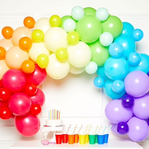 Primary DIY Garland Balloon Arch Kit