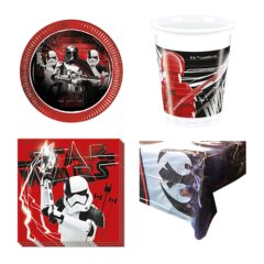 Star Wars Theme 8 Person Value Party Pack