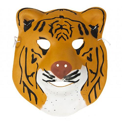 Tiger Foam Face Mask 22cm