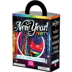Assorted New Year Party Kit for 10