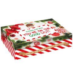 Elf Christmas Eve Box 26cm